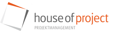 Logo: house of project